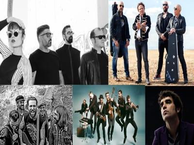 Fiestas de San Isidro 2016 | Madrid | La Pradera de San Isidro | Premios Rock Villa de Madrid - Festival Universimad | 15 y 16/05/2016