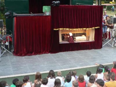 Fiestas de San Isidro 2016 | Madrid | Parque de El Retiro | Teatro de Títere de El Retiro | 14 y 15/05/2016