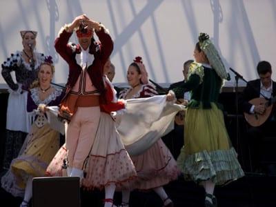 Fiestas San Isidro 2016 | Plaza Mayor | Festival de Danzas Madrileñas | 16/05/2016 | Madrid