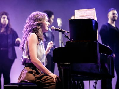 Happening Río Music Festival | Teatro Sanpol- | Moncloa-Aravaca | Madrid | 28 mayo - 19 junio -2016 | 'Summer rain' | ELE