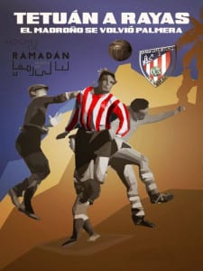 'Noches de Ramadán 2016' | Madrid | Del 21 de junio al 5 de julio de 2016 | Tetuán a rayas. El madroño se volvió palmera