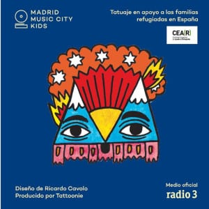 Semana Día Europeo de la Música | 21-26 de junio de 2016 | Madrid | Madrid Music City Kids | Matadero Madrid | 25/06/2016