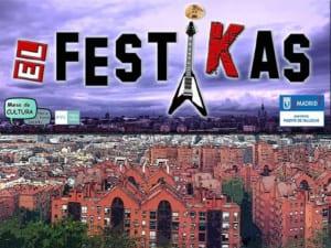 Fiestas del Carmen 2016 | Puente de Vallecas | Madrid | 12 a 17 de julio de 2016 | El FestiKas