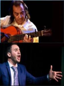Fiestas del Carmen 2016 | Puente de Vallecas | Madrid | 12 a 17 de julio de 2016 | Pepe Habichuela y Paco del Pozo