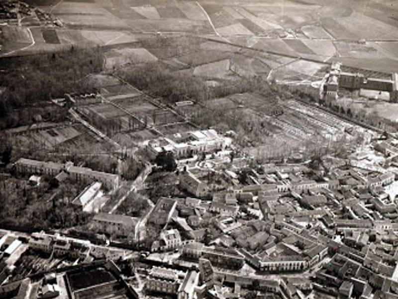 Los 7 barrios del distrito de carabanchel de madrid - Puerta bonita espana ...