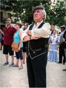 Fiestas de San Cayetano, San Lorenzo y Virgen de la Paloma 2016 | Castizos | Fiestas de la Virgen de la Paloma | La Latina | Madrid | 11 al 15 de agosto de 2016