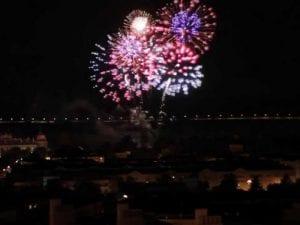 Fiestas del Motín de Aranjuez | 2 al 5 de septiembre de 2016 | Fuegos artificiales