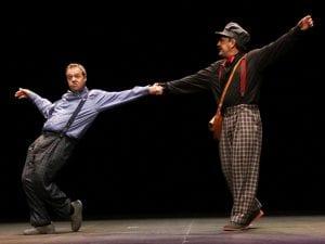 'Gilipollas sin Fronteras' | Adolfo Pastor y Santiago Nogués | Teatro Marquina | Madrid | Desde el 1 de septiembre de 2016