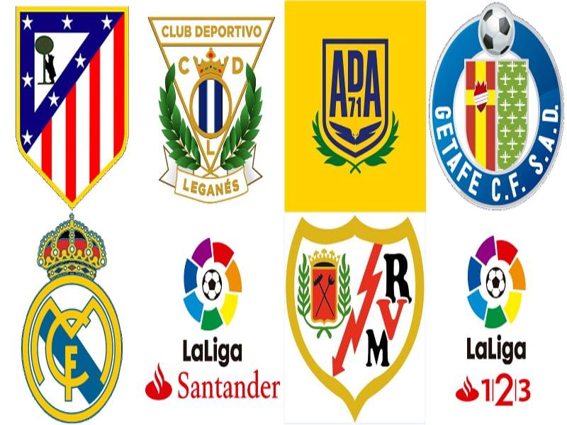 la liga segunda division