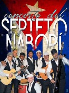 Veranos de la Villa 2016 | Concierto Septeto Nabori + El Salsódromo | Tetuán | Madrid | 21 agosto 2016