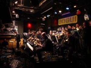 Bogui Jazz | E.N.M. Big Band 'Plays The Music of Jaco Pastorius' | Martes 11 de octubre de 2016