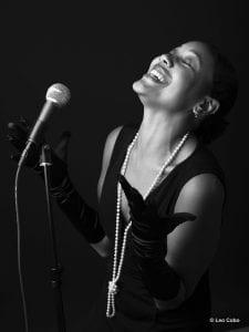Bogui Jazz | T.J. Jazz Sings Billie Holiday | Sábado 22 de octubre de 2016 | Foto Leo Cobo