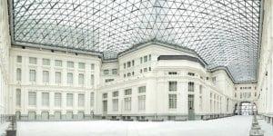 Galería de Cristal | Palacio de Cibeles | Madrid | Vista general