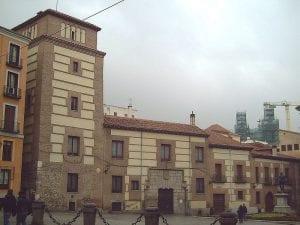 Plaza de la Villa | Torre y Casa de los Lujanes | Madrid de los Austrias | Centro | Madrid
