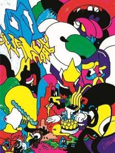 'Animal Collective' | CentroCentro Cibeles | Madrid | Kuti cover | Kutikuti | Finlandia