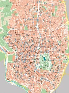 BiciMAD | Servicio público de bicicletas de Madrid | EMT - Ayuntamiento de Madrid | Mapa 165 estaciones
