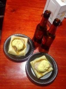 Ruta esencial para saborear Tapapiés 2016 en 6 tapas | Tapa 5 | Manjar de reinas | Rincón Guay