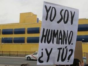¿Yo soy humano y tú? | Por el cierre de los Centros de Internamiento de Emigrantes (CIEs) | Ahora Madrid