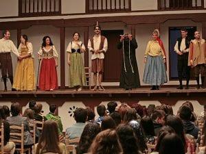 Compañía Teatro Corral de Almagro | Corral de Comedias de Almagro | Ciudad Real - España
