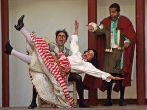 'El vizcaíno fingido' | Entremes de Miguel de Cervantes | Compañía Teatro Corral de Almagro | Corral de Comedias de Almagro | Ciudad Real - España | Vizcaíno