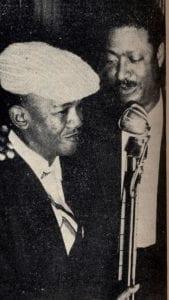 En esto llegó Fidel, se acabó la diversión | Benny Moré y Rolando Laserie en el Ali-Bar | La Habana - Cuba | 1958