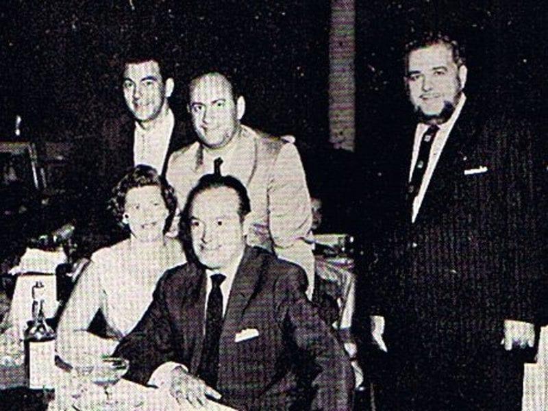 En esto llegó Fidel, se acabó la diversión   Bob Hope en Tropicana   La Habana - Cuba   1958