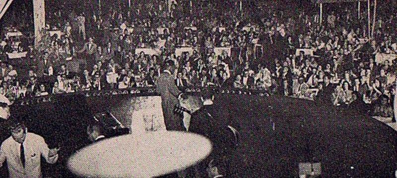 En esto llegó Fidel, se acabó la diversión   Nat King Cole en Tropicana   La Habana - Cuba   1958
