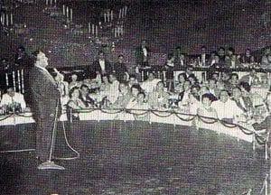 En esto llegó Fidel, se acabó la diversión   Pedro Vargas en el Capiri   La Habana - Cuba   1958