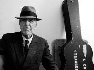 Leonard Cohen | Poeta, novelista, músico y cantautor | 1934 - 2016
