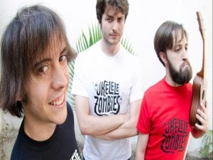 Rebel-K | Festival de Músika Underground | CentroCentro Cibeles | Madrid | Noviembre 2016 - Mayo 2017 | Ukelele Zombi