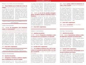 14º Encuentro del Libro Anarquista de Madrid | 9, 10 y 11 de diciembre de 2016 | La 13/14 Okupada | Entrevías - Vallecas | Programa