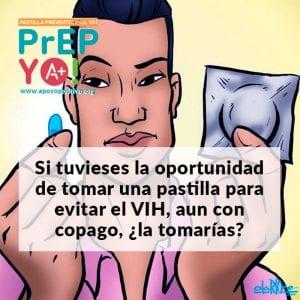 Apoyo Positivo | Pastilla preventiva del VIH | ¡PrEP Ya! | Día Mundial del Sida 2016