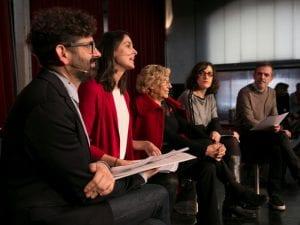 'Hacemos Navidad' | Ayuntamiento de Madrid | Programa cultural Navidad 2016-2017 | Presentación por Manuela Carmena