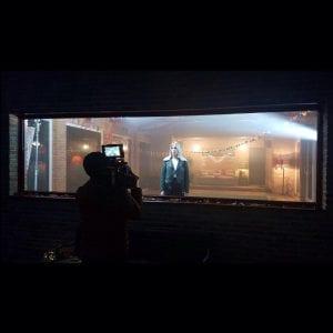 Rosas i Cocos | Productora audiovisual en Madrid especializada en videoclips | Rodando en estudio