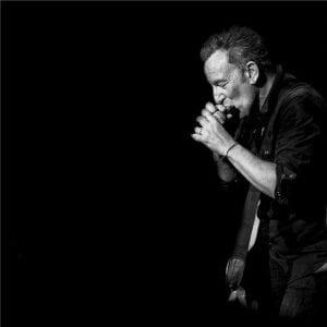 Bruce Sspringsteen   'The Boss'   Cantante, músico y compositor estadounidense