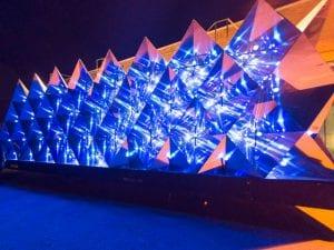 Cabalgata de Reyes de Madrid 2017 | Una oda a la curiosidad, la fantasía y la magia | 05/01/2017 | Carroza luminosa