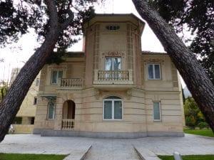 Casa de clase alta del proyecto original de Arturo Soria existente en la actualidad | Ciudad Lineal | Madrid | España | Foto Benjamín Núñez González/Wikimedia