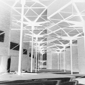 'Ciudad Decisiva' | CentroCentro Cibeles | 31/01–26/03/2017 | Pabellón de España en la Exposición Universal de Bruselas | Imagen del Archivo Familiar del arquitecto José Antonio Corrales