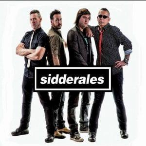 Concierto Sidderales, Los Manlys y Romeo | Rock Palace Music House | Arganzuela - Madrid | 04/02/2017 | Sidderales