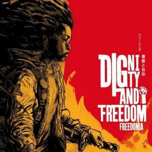 'Dignity and Freedom' | 2014 | Freedonia | Portada