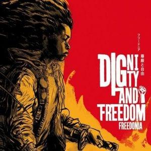 'Dignity and Freedom' | 2014 | Freedonia | Portada