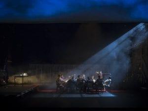'La isla del tesoro' de Robert L. Stevenson por La Joven Compañía en el Teatro del Conde Duque | Malasaña - Madrid | 27/01 al 26/02/2017 | Adaptación Bryony Lavery
