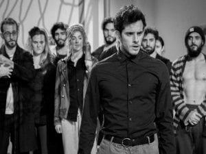 l'La isla del tesoro' de Robert L. Stevenson por La Joven Compañía en el Teatro del Conde Duque | Malasaña - Madrid | 27/01 al 26/02/2017 | Ensayo