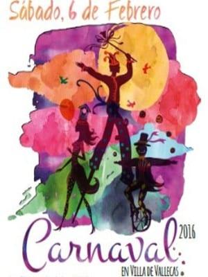 Carnaval 2016 | Distrito de Villa de Vallecas - Vallekas | Madrid