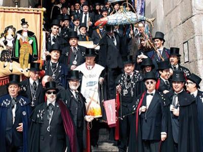 Carnaval de Madrid 2016 | El Entierro de la Sardina | 10/02/2016 | Alegre Cofradía del Entierro de la Sardina | Ayuntamiento  de Madrid