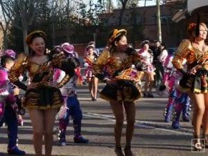 Desfile de Carnaval | Distrito de San Blas-Canillejas | Carnaval de Madrid 2017 | 25/02/2017 | Foto Pablo Rentería/Cicerone Plus