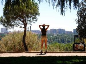 La Casa de Campo es uno de los lugares imprescindibles para hacer 'running' en Madrid