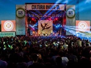Festival Cultura Inquieta | 8ª edición | 22/06 al 08/07/2017 | Polideportivo Municipal San Isidro | Getafe | Comunidad de Madrid