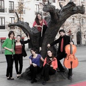 'Música con pasaporte' | Nuevo ciclo de 4 conciertos en CentroCentro Cibeles | Madrid | Marzo - Junio 2017 | Rubik Ensemble