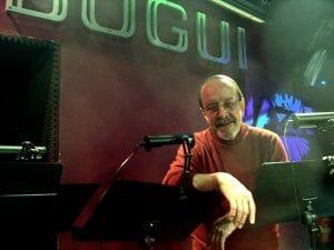 Programación | Conciertos Bogui Jazz | Abril 2017 | Chueca - Centro - Madrid | Juan Claudio Cifuentes 'Cifu'